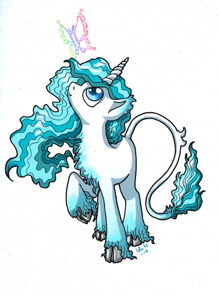 unicornväriH
